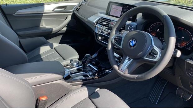 2021 BMW XDrive20d M Sport (Grey) - Image: 6