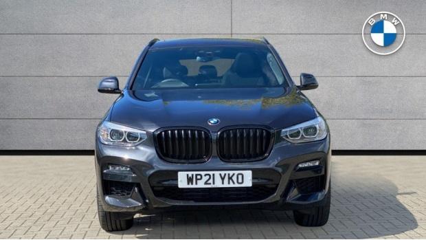 2021 BMW XDrive20d M Sport (Grey) - Image: 16