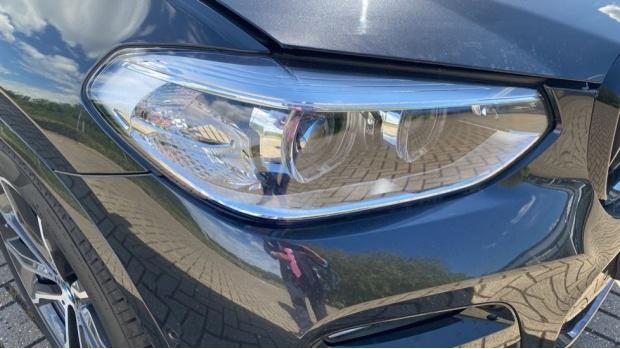 2021 BMW XDrive20d M Sport (Grey) - Image: 22