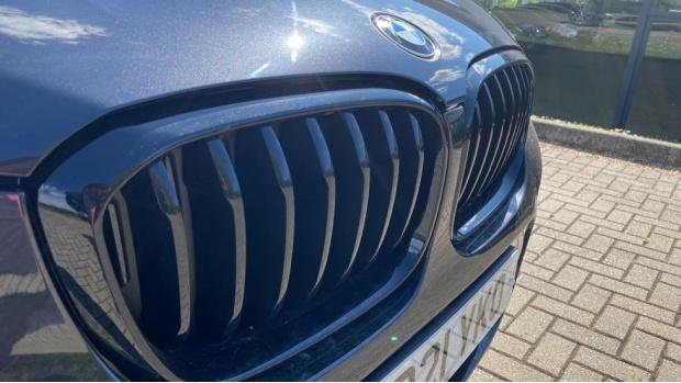 2021 BMW XDrive20d M Sport (Grey) - Image: 29