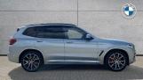 2021 BMW XDrive20d M Sport (Silver) - Image: 3
