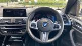 2021 BMW XDrive20d M Sport (Silver) - Image: 5