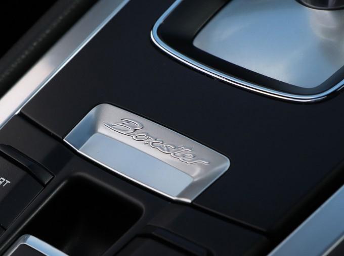 2016 Porsche 981 Black Edition PDK 2-door (Black) - Image: 21