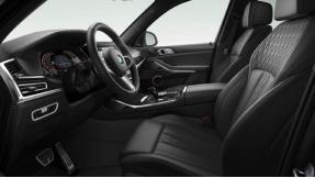2021 BMW 40d MHT M Sport Auto xDrive 5-door (Black) - Image: 2
