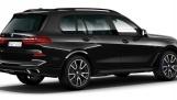 2021 BMW 40d MHT M Sport Auto xDrive 5-door (Black) - Image: 3