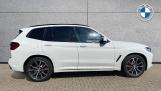 2021 BMW XDrive20d M Sport (White) - Image: 3
