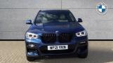 2021 BMW XDrive20i M Sport (Blue) - Image: 16
