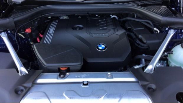 2021 BMW XDrive20i M Sport (Blue) - Image: 23