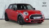 2020 MINI 5-door Cooper Sport (Red) - Image: 1