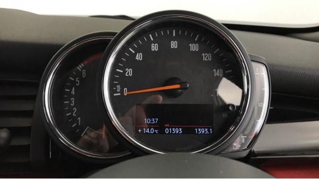 2020 MINI 5-door Cooper Sport (Red) - Image: 9