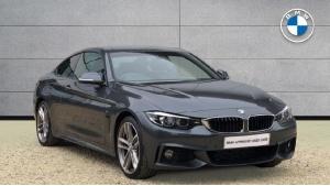 2019 BMW 4 Series 420d M Sport Coupe 2-door Diesel Auto (190 ps)