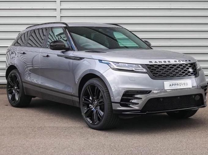 2021 Land Rover D300 MHEV R-Dynamic SE Auto 4WD 5-door (Grey) - Image: 1