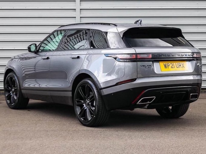 2021 Land Rover D300 MHEV R-Dynamic SE Auto 4WD 5-door (Grey) - Image: 2