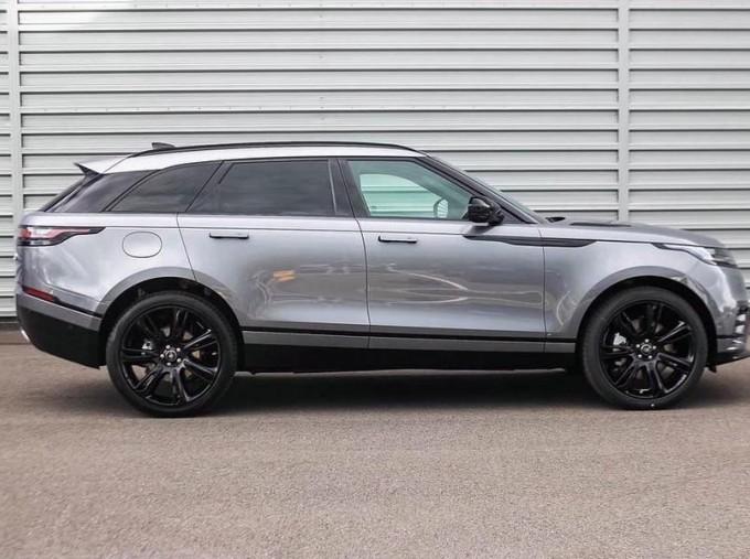 2021 Land Rover D300 MHEV R-Dynamic SE Auto 4WD 5-door (Grey) - Image: 5