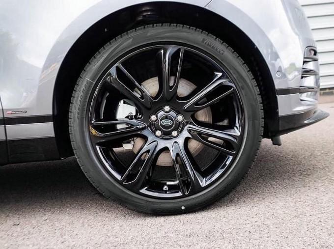 2021 Land Rover D300 MHEV R-Dynamic SE Auto 4WD 5-door (Grey) - Image: 8