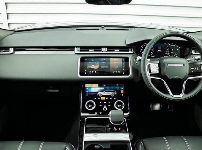2021 Land Rover D300 MHEV R-Dynamic SE Auto 4WD 5-door (Grey) - Image: 9