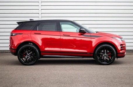 2021 Land Rover D200 MHEV R-Dynamic SE Auto 4WD 5-door (Red) - Image: 5