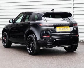 2021 Land Rover D200 MHEV R-Dynamic SE Auto 4WD 5-door (Black) - Image: 2
