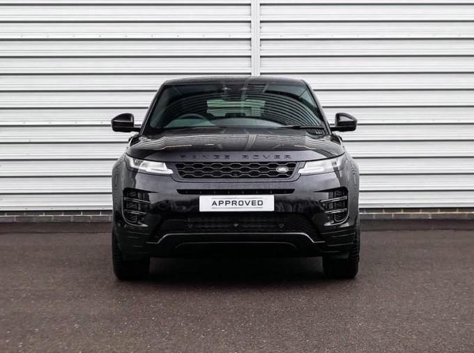 2021 Land Rover D200 MHEV R-Dynamic SE Auto 4WD 5-door (Black) - Image: 7