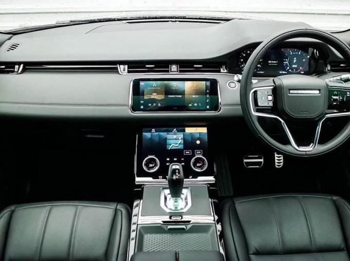 2021 Land Rover D200 MHEV R-Dynamic SE Auto 4WD 5-door (Black) - Image: 9