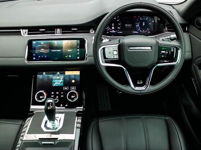 2021 Land Rover D200 MHEV R-Dynamic SE Auto 4WD 5-door (Black) - Image: 10