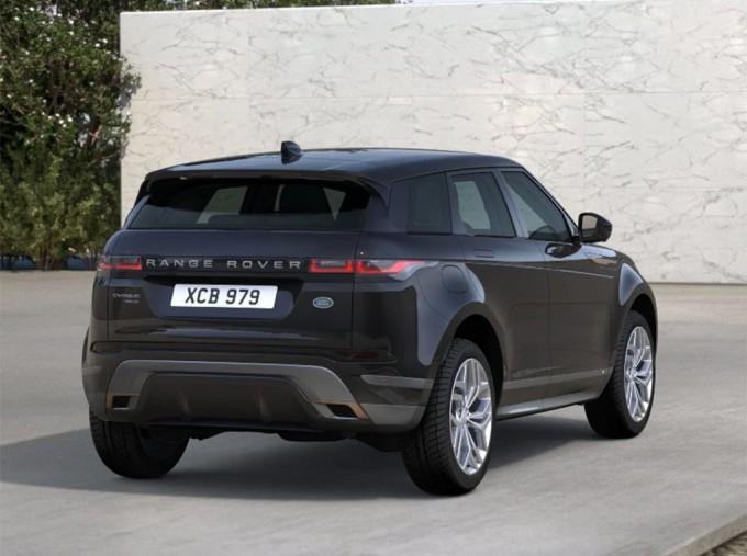 2021 Land Rover D200 MHEV R-Dynamic SE Auto 4WD 5-door (Black) - Image: 19