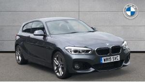 2019 BMW 1 Series 118i M Sport 3-door 3dr