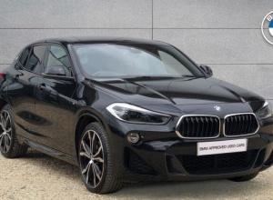 Brand new 2018 BMW X2 xDrive20d M Sport 5-door finance deals