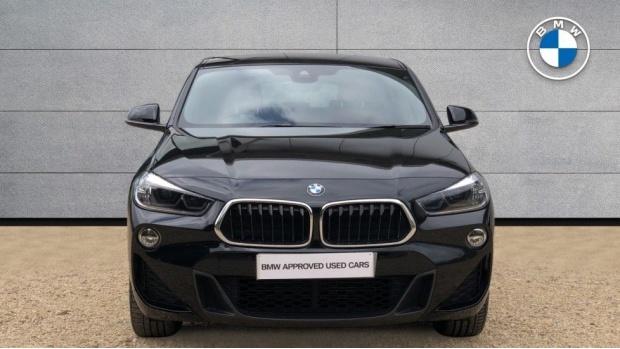 2018 BMW XDrive20d M Sport (Black) - Image: 16