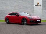 2021 Porsche V6 4S Sport Turismo PDK 4WD 5-door (Red) - Image: 1