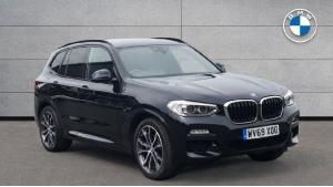 2019 BMW X3 xDrive20d M Sport 5-door