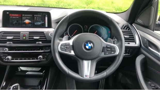 2019 BMW XDrive20d M Sport (Black) - Image: 5