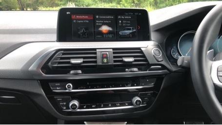 2019 BMW XDrive20d M Sport (Black) - Image: 8