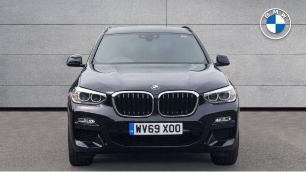 2019 BMW XDrive20d M Sport (Black) - Image: 16