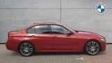 2015 BMW 320d M Sport Saloon (Red) - Image: 3