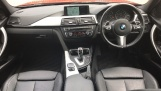 2015 BMW 320d M Sport Saloon (Red) - Image: 4