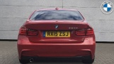 2015 BMW 320d M Sport Saloon (Red) - Image: 15