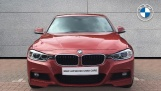 2015 BMW 320d M Sport Saloon (Red) - Image: 16