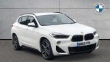2019 BMW XDrive20d M Sport (White) - Image: 1
