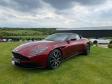 2019 Aston Martin V8 Auto 2-door (Red) - Image: 1