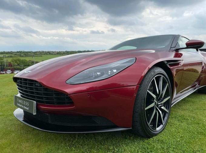 2019 Aston Martin V8 Auto 2-door (Red) - Image: 3