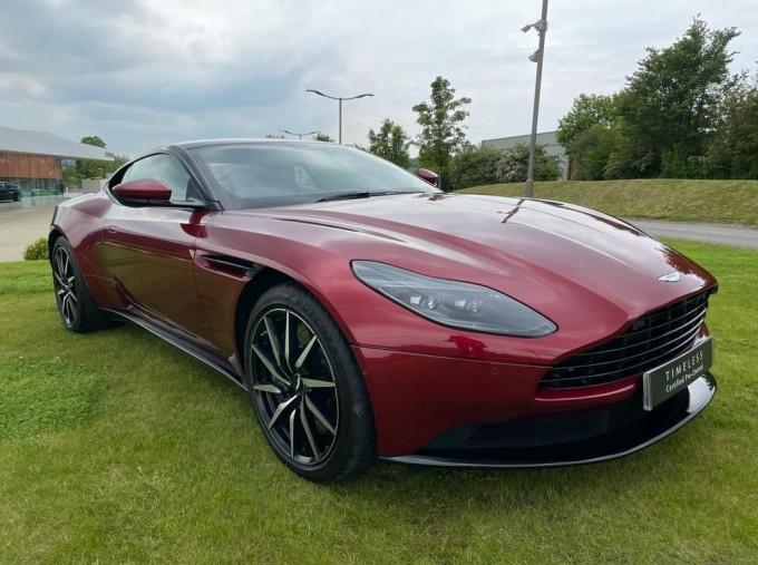 2019 Aston Martin V8 Auto 2-door (Red) - Image: 4