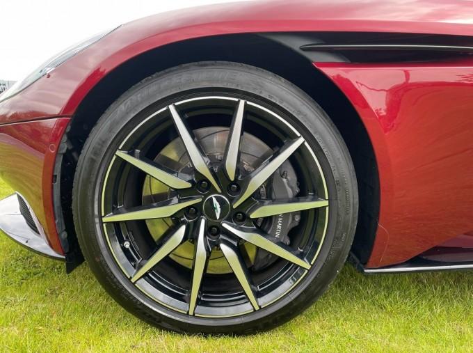 2019 Aston Martin V8 Auto 2-door (Red) - Image: 6