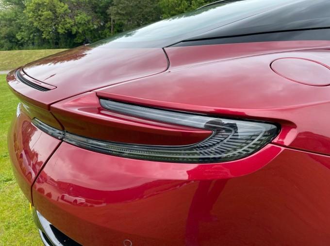 2019 Aston Martin V8 Auto 2-door (Red) - Image: 7