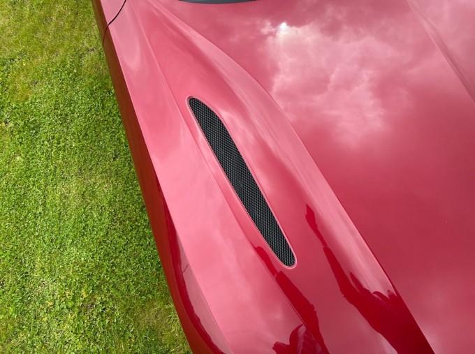2019 Aston Martin V8 Auto 2-door (Red) - Image: 9