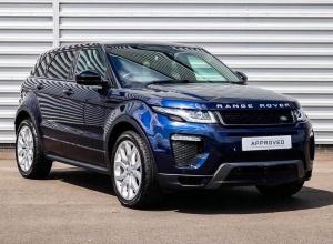 2018 Land Rover Range Rover Evoque TD4 (180hp) HSE Dynamic Lux 5-door