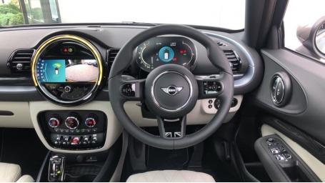 2021 MINI Cooper Exclusive (Black) - Image: 5