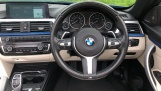 2017 BMW 430i M Sport Convertible (Blue) - Image: 5