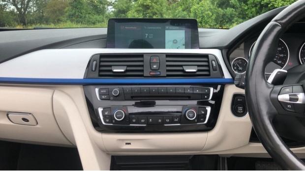2017 BMW 430i M Sport Convertible (Blue) - Image: 8