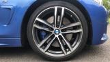 2017 BMW 430i M Sport Convertible (Blue) - Image: 14